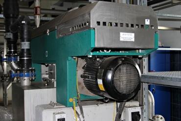 Veikliojo dumblo tankinimo centrifugos.